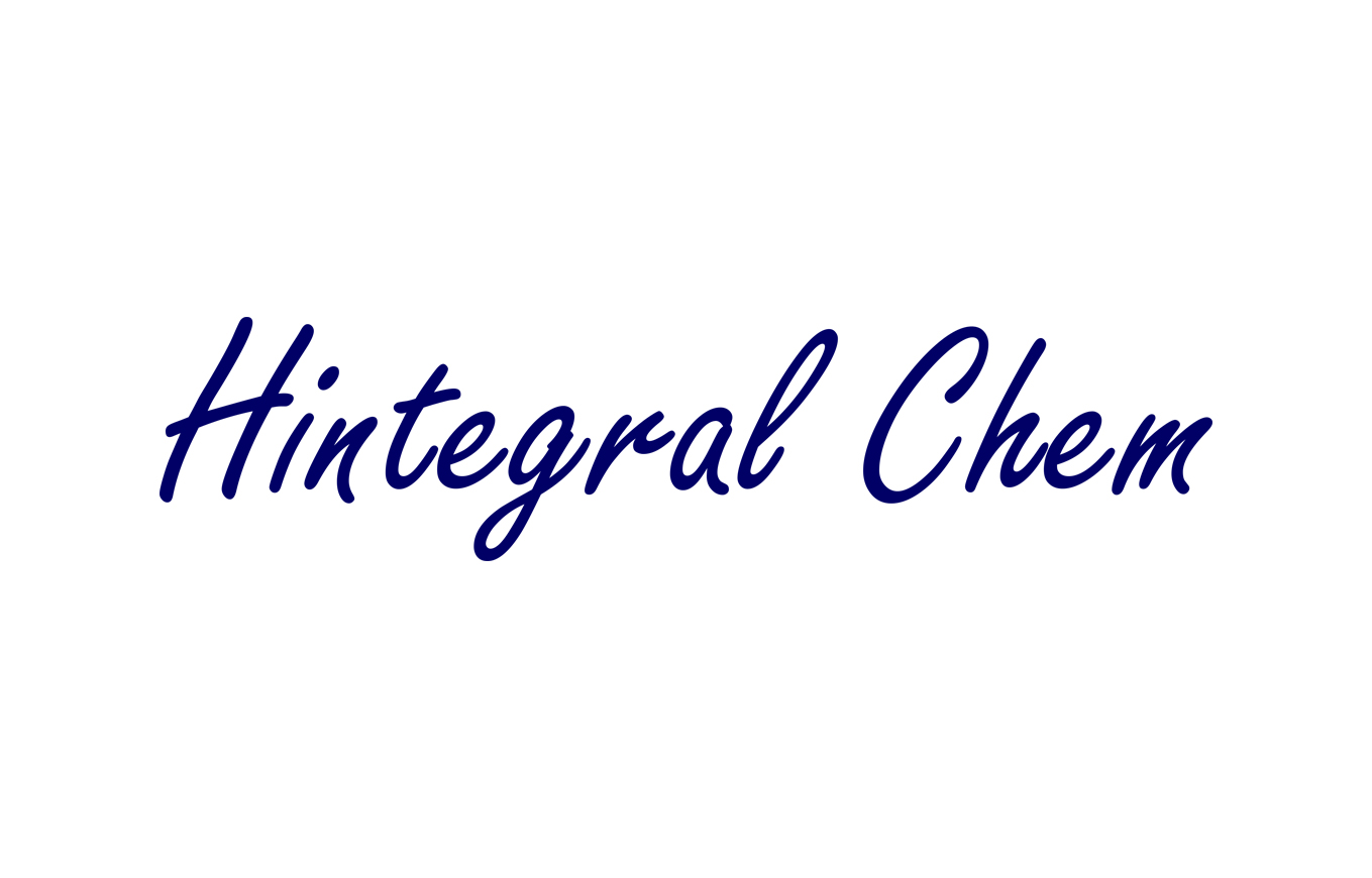 Hintegral chem