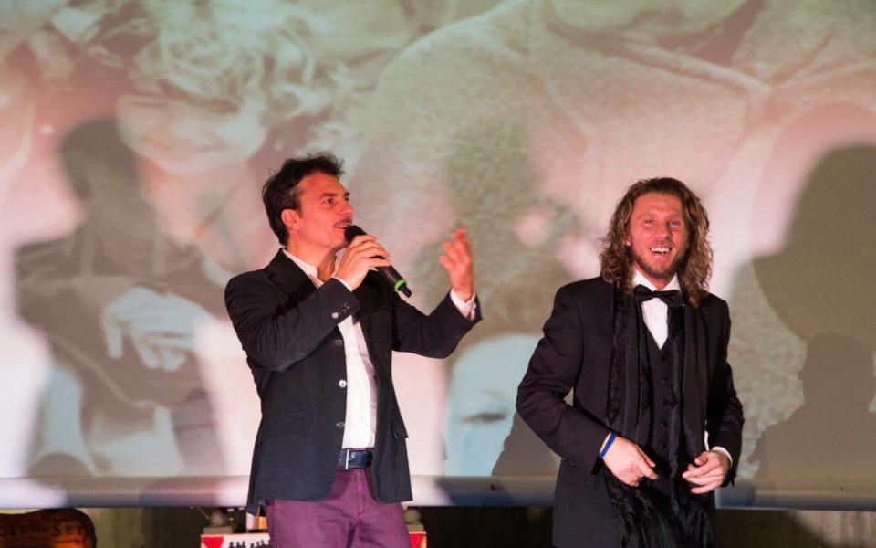 FIGLI DEL SET al Taormina film festival. Di LO PIERO , col nostro GIUSEPPE BENNICA alla direzione della fotografia