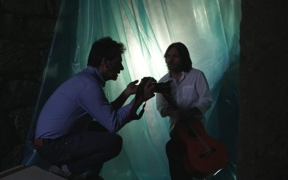 IL VIDEO CLIP di LILLO PUCCIO, girato da Giuseppe Bennica