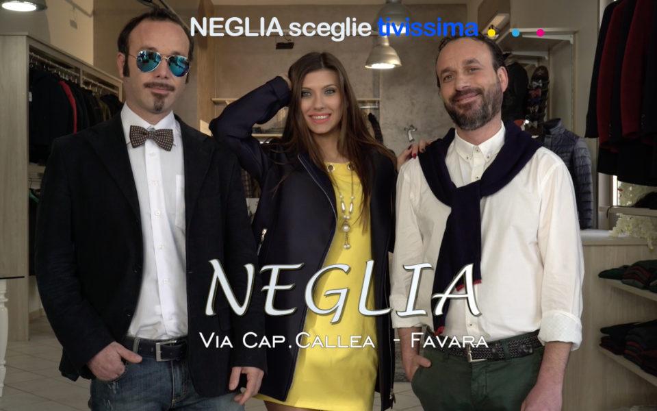 TIVISSIMA sorprende nello spot per NEGLIA ABBIGLIAMENTO
