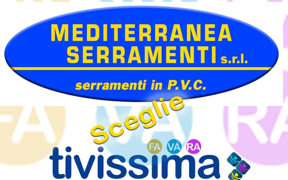 MEDITERRANEA SERRAMENTI sceglie TIVISSIMA per il VIDEO AZIENDALE